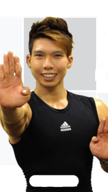 Alvin Chia Singapore Interactive Fitness Trainers Of