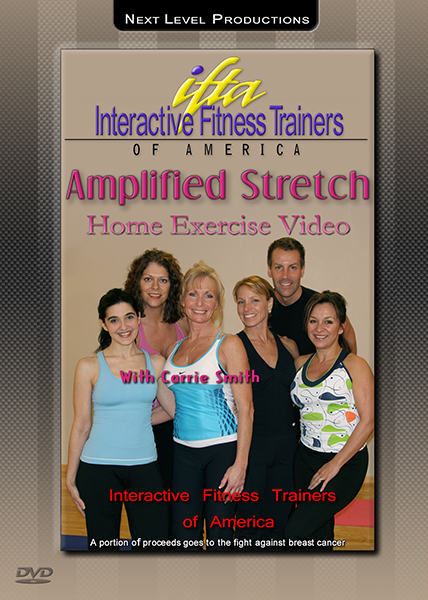 stretch fitness video home exercise